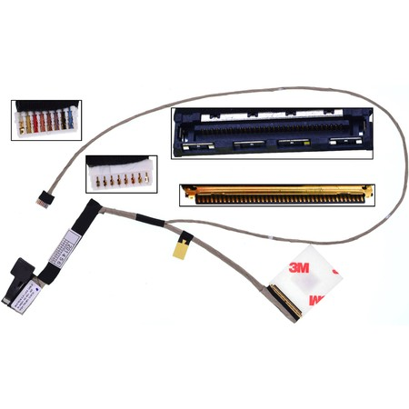 Шлейф матрицы Dell Vostro V131 / 50.4ND01.001