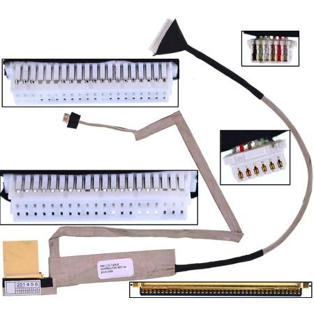 Шлейф матрицы Fujitsu Siemens Lifebook AH532 / DD0FH6LC000