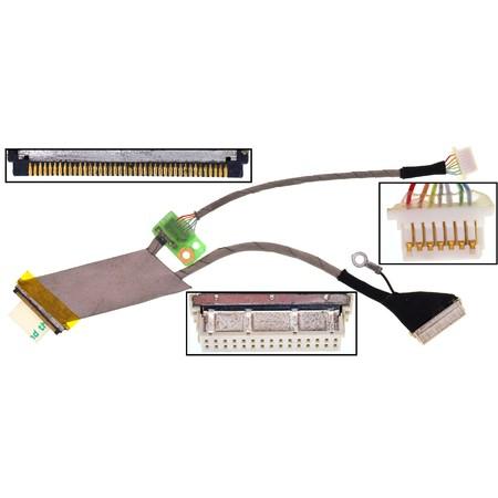 Шлейф матрицы Asus N80 / 14G2208NM11R