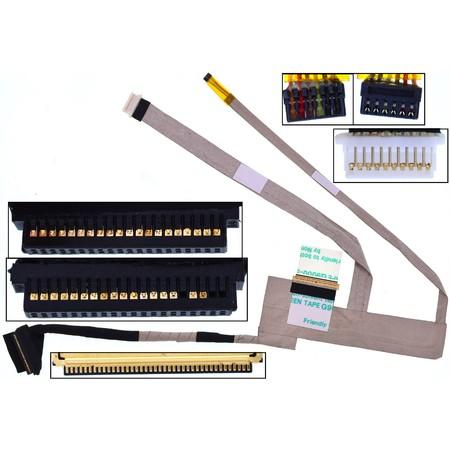 Шлейф матрицы HP EliteBook 2560p / 6017B0296501
