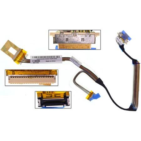 Шлейф матрицы Dell Latitude D420 (PP09S) / DC020008Q0L 0CG309