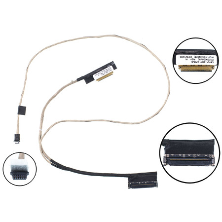 Шлейф матрицы Acer Aspire 5 A515-51G / DC02002SV00