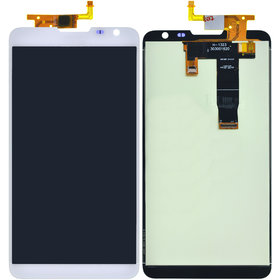 Модуль (дисплей + тачскрин) Huawei Ascend Mate2 4G белый