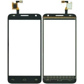 Тачскрин черный Alcatel Idol 2 Mini S 6036Y