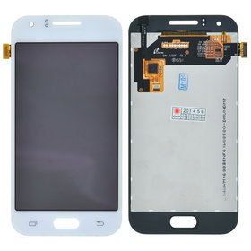 Модуль (дисплей + тачскрин) Samsung Galaxy J1 (SM-J100FN) белый