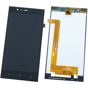Модуль (дисплей + тачскрин) для HIGHSCREEN BOOST 3