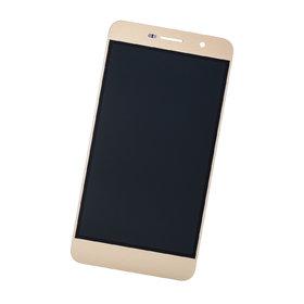 Модуль (дисплей + тачскрин) для Huawei Honor 4C Pro (TIT-L01) золото