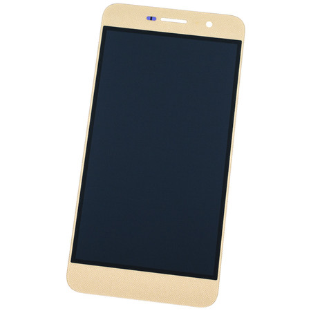 Модуль (дисплей + тачскрин) для Honor 4C Pro (TIT-L01) золото