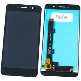 Модуль (дисплей + тачскрин) для Huawei Honor 4C Pro (TIT-L01) черный