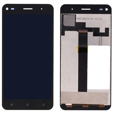 Модуль (дисплей + тачскрин) черный Fly FS507 Cirrus 4