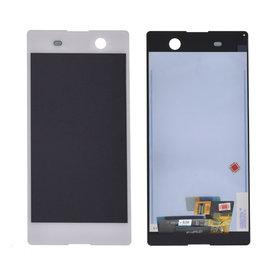 Модуль (дисплей + тачскрин) для Sony Xperia M5 Dual (E5633) белый