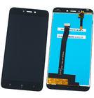 Модуль (дисплей + тачскрин) для Xiaomi Redmi 4X черный