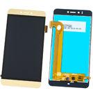 Модуль (дисплей + тачскрин) для Prestigio Muze D3 PSP3530DUO золото