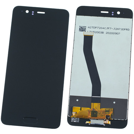 Модуль (дисплей + тачскрин) черный Huawei P10 (VTR-L09, VTR-L29)