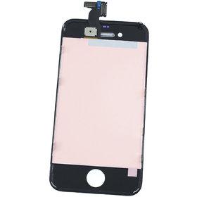 Модуль (дисплей + тачскрин) для Apple Iphone 4 черный