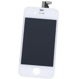 Модуль (дисплей + тачскрин) для Apple Iphone 4S белый
