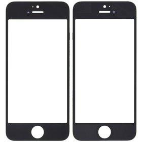 Стекло Apple Iphone 5 черный