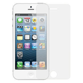 Защитное стекло для Apple Iphone 5 переднее (тех.пак.)