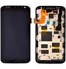 Модуль (дисплей + тачскрин) для Motorola Moto X gen 2 (XT1085) черный