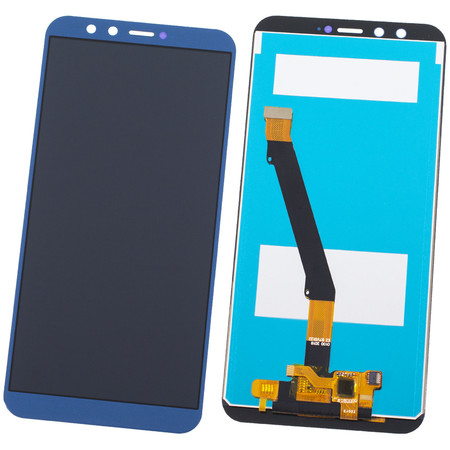 Модуль (дисплей + тачскрин) для Honor 9 lite (LLD-L31) синий