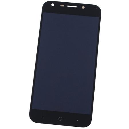 Модуль (дисплей + тачскрин) черный ZTE Blade A6