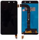 Модуль (дисплей + тачскрин) черный для Micromax E313 Canvas Xpress 2