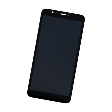 Модуль (дисплей + тачскрин) черный Huawei P Smart (FIG-LX1)