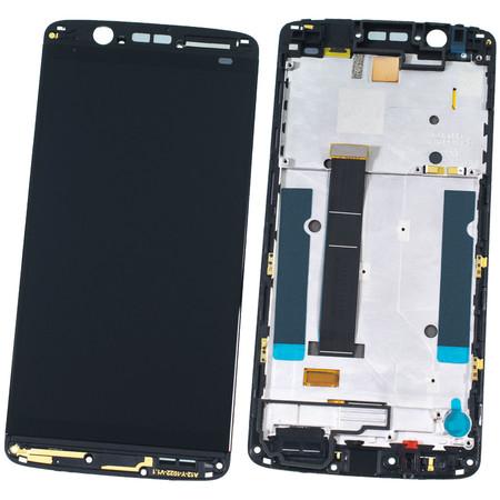 Модуль (дисплей + тачскрин) для ZTE Axon 7 Mini B2017