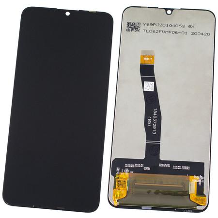 Модуль (дисплей + тачскрин) для Huawei P Smart 2019 (POT-LX1) черный