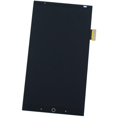 Модуль (дисплей + тачскрин) черный для ZTE Axon 7 (A2017)