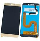 Модуль (дисплей + тачскрин) для LeRee Le 3 золото
