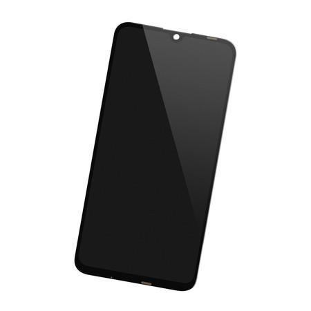 Модуль (дисплей + тачскрин) черный Honor 20 Lite (Global)