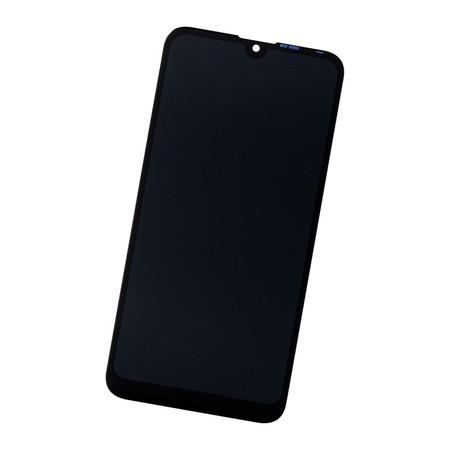Модуль (дисплей + тачскрин) черный Huawei Y7 2019 (DUB-LX1)