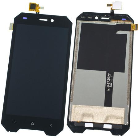 Модуль (дисплей + тачскрин) Blackview BV4000 Pro