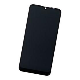 Модуль (дисплей + тачскрин) черный Wiko View 3 Lite