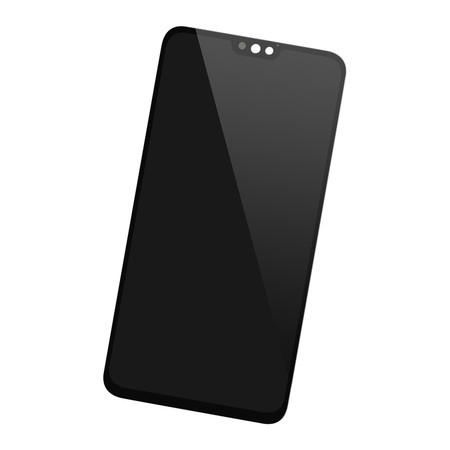 Модуль (дисплей + тачскрин) для Honor 8x (JSN-L21) черный (ORIG)