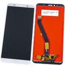 Модуль (дисплей + тачскрин) белый (ORIG) Honor 7A Pro (AUM-L29)