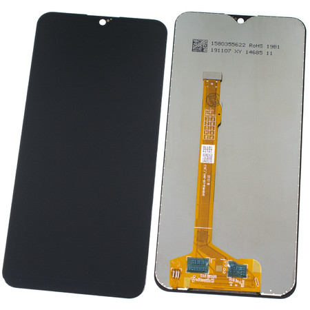 Модуль (дисплей + тачскрин) черный для Vivo Y11