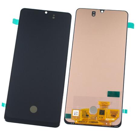 Модуль (дисплей + тачскрин) для Samsung Galaxy A31 (SM-A315F) черный ORIG