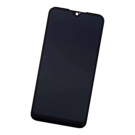Модуль (дисплей + тачскрин) черный (маленький коннектор) Samsung Galaxy A01 (SM-A015F)