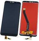 Модуль (дисплей + тачскрин) черный (Без лого) для Huawei Y6 2018 (ATU-L11)