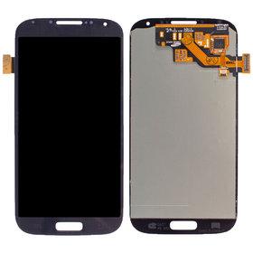 Модуль (дисплей + тачскрин) Samsung Galaxy S4 GT-I9500 с рамкой черный
