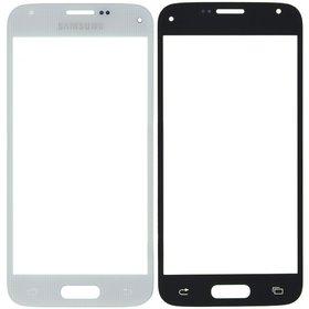 Стекло Samsung Galaxy S5 mini (SM-G800F) белый