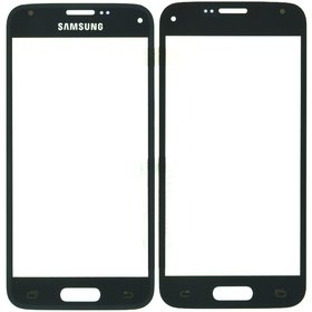 Стекло черный Samsung Galaxy S5 mini SM-G800H/DS