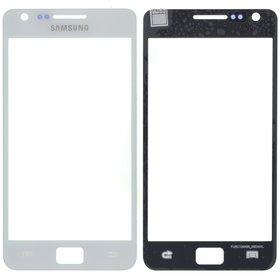 Стекло белый Samsung Galaxy S II LTE GT-I9210