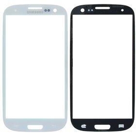 Стекло белый Samsung Galaxy S3 Neo GT-I9301I