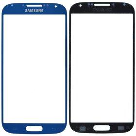 Стекло синий Samsung Galaxy S4 VE LTE GT-I9515