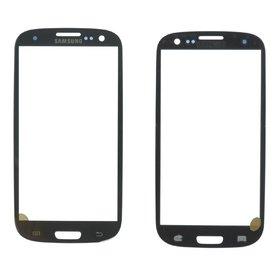 Стекло серый Samsung Galaxy S III (S3) GT-I9300