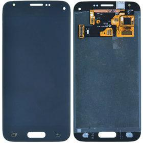 Модуль (дисплей + тачскрин) Samsung Galaxy S5 mini (SM-G800F) черный