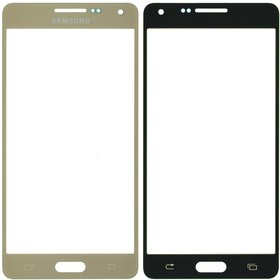 Стекло Samsung Galaxy A5 (SM-A500F/DS) золотой